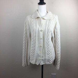 J Jill cardigan sweater
